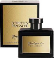 Мужская туалетная вода 90 мл - Baldessarini Strictly Private