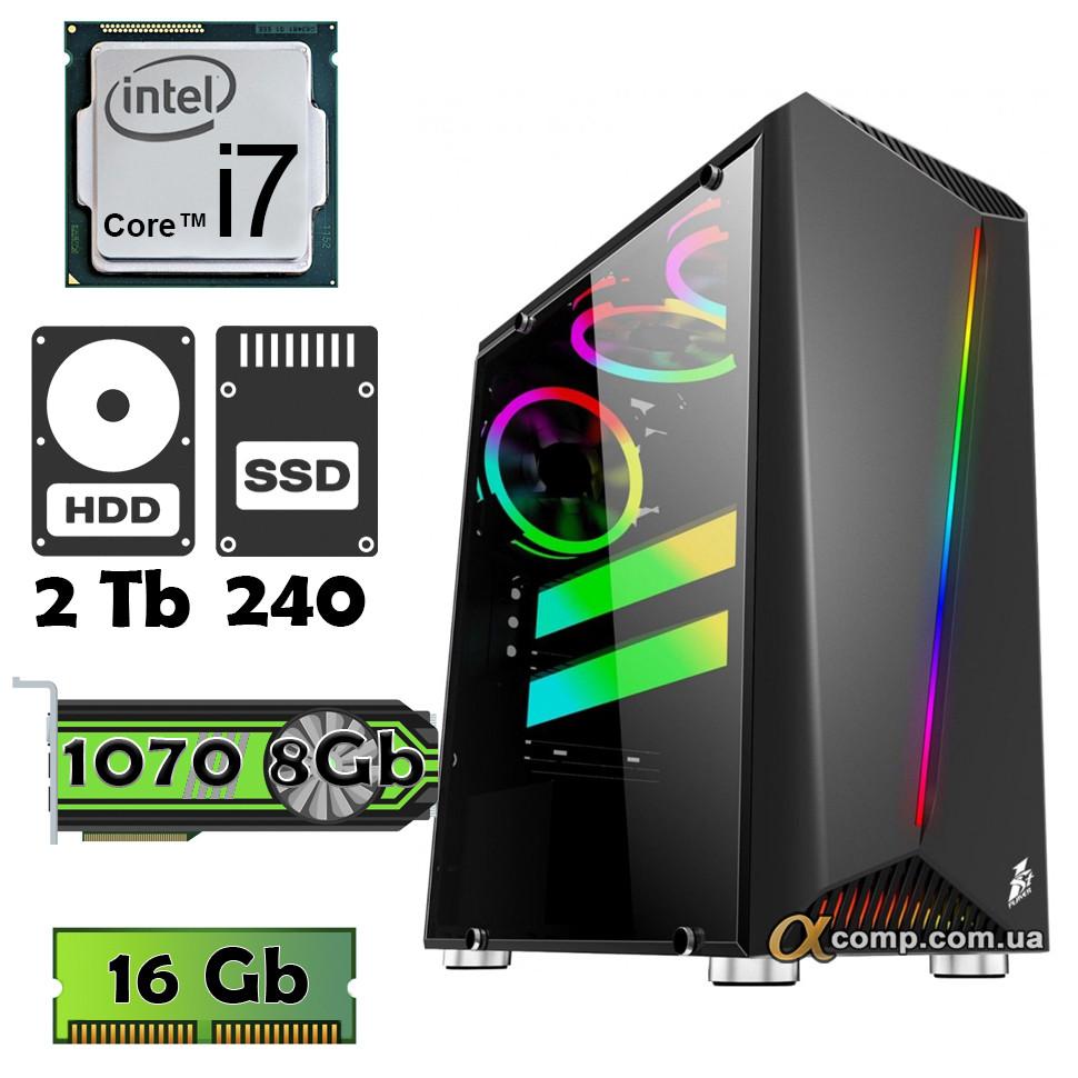 AlphaPC RG4-T201 (i7-4770S/GTX1070/16Gb/2Tb/ssd 240Gb) ref