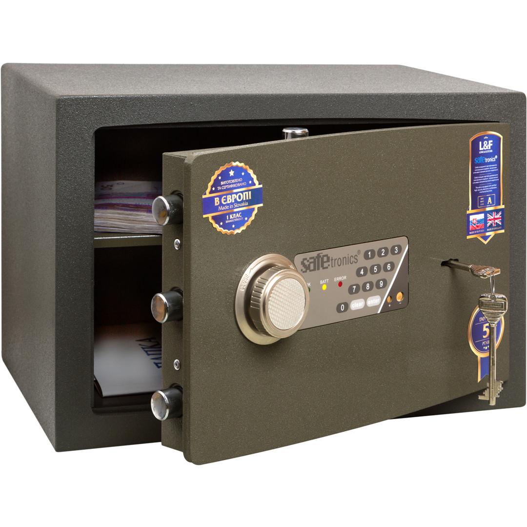 Взломостойкий сейф Safetronics NTR 24E-M