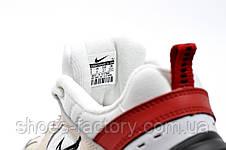 Кроссовки Nike M2K Tekno женские кожаные, фото 3