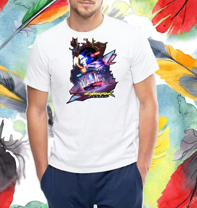 """Чоловіча футболка з принтом """"Авокадо: Я занадто крутий для цього"""" Push IT L, Білий"""