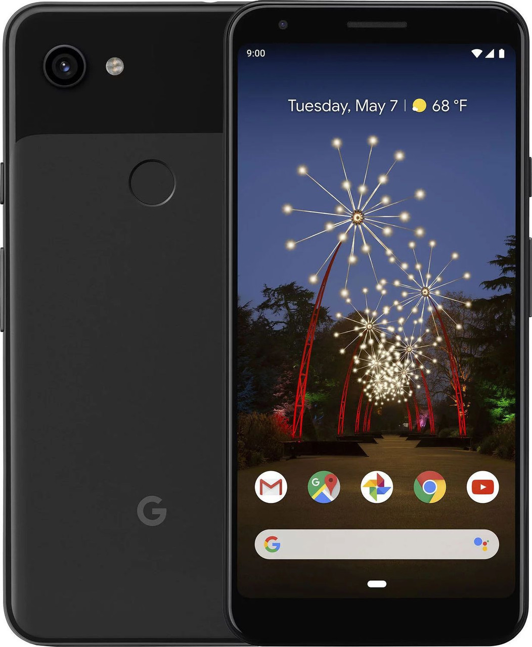 Смартфон Google Pixel 3A XL 64GB Just Black CRB Slim Box Refurbished
