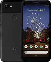 Смартфон Google Pixel 3A XL 64GB Just Black CRB Slim Box Refurbished, фото 1