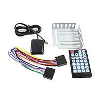 """Магнитола с экраном 2DIN Pioneer 7021G с навигатором на Windows 7"""" сенсорный GPS MP3 пульт управления, фото 5"""