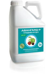 Авангард Плодово-ягідні, мікродобриво для позакореневого живлення, тара 5 л