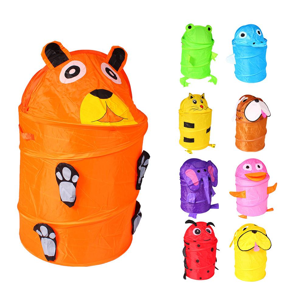 Корзина для іграшок тваринки 10 видів BT-TB-0002