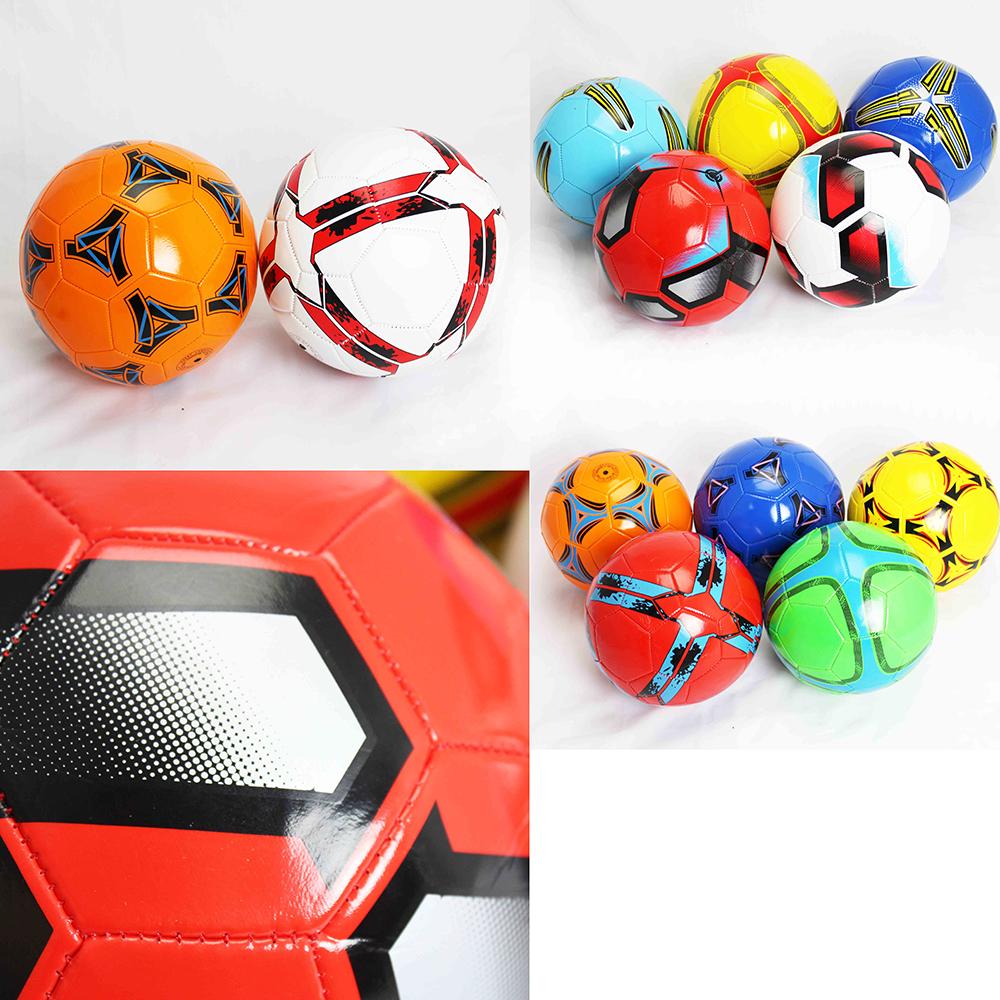 М'яч футбольний PVC розмір №5 280 г 2-х слойний 12 видів BT-FB-0149