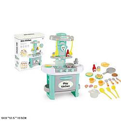 Набір Кухня з посуд на батарейках музика світло у коробці XG1-186