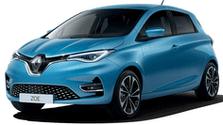 Фаркопы на Renault ZOE (с 2012 --)
