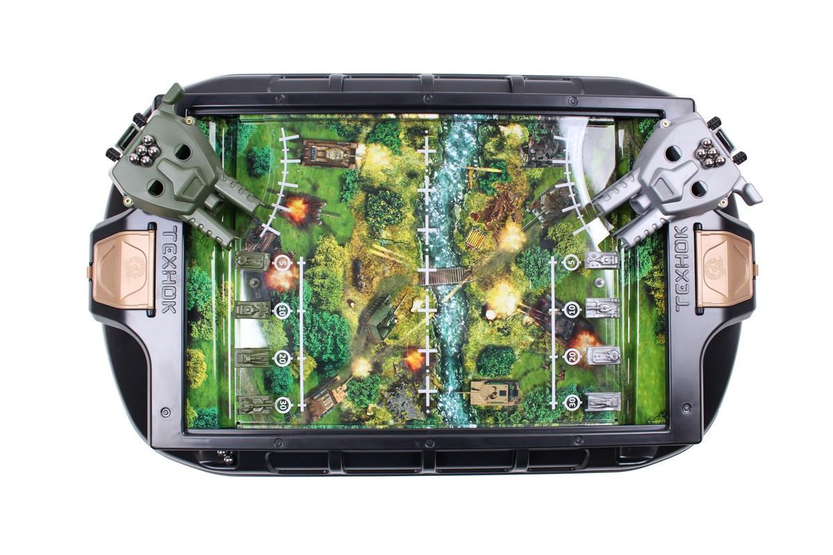 Настільна гра  ТехноК Танкові баталії в коробці 5729