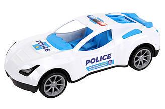 Іграшка ТехноК Автомобіль Поліція у сітці  7488