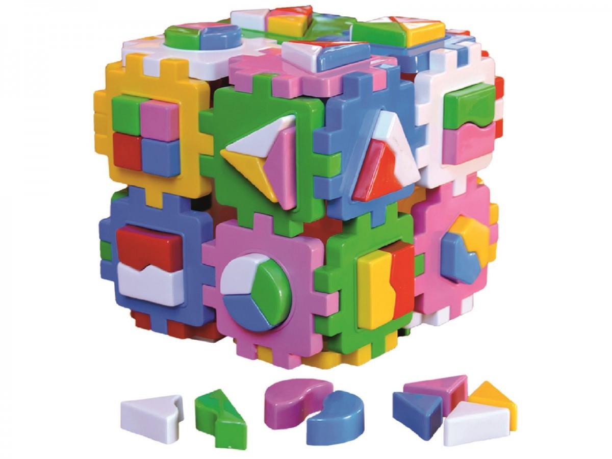 Іграшка ТехноК Розумний малюк Суперлогік у коробці  2650