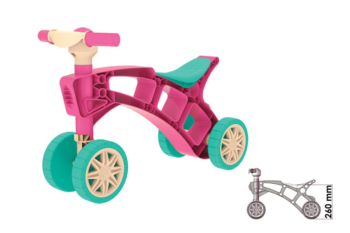 Іграшка ТехноК Ролоцикл 3824