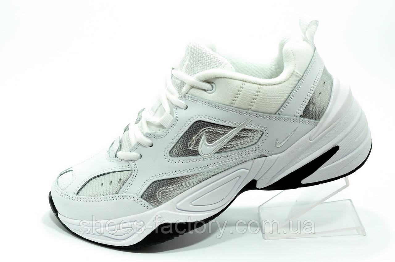 Кроссовки Nike M2K Tekno Белые женские 2021