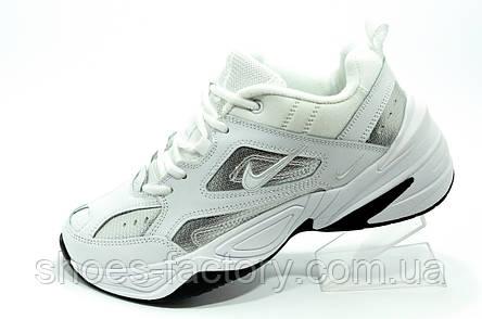 Кроссовки Nike M2K Tekno Белые женские 2021, фото 2