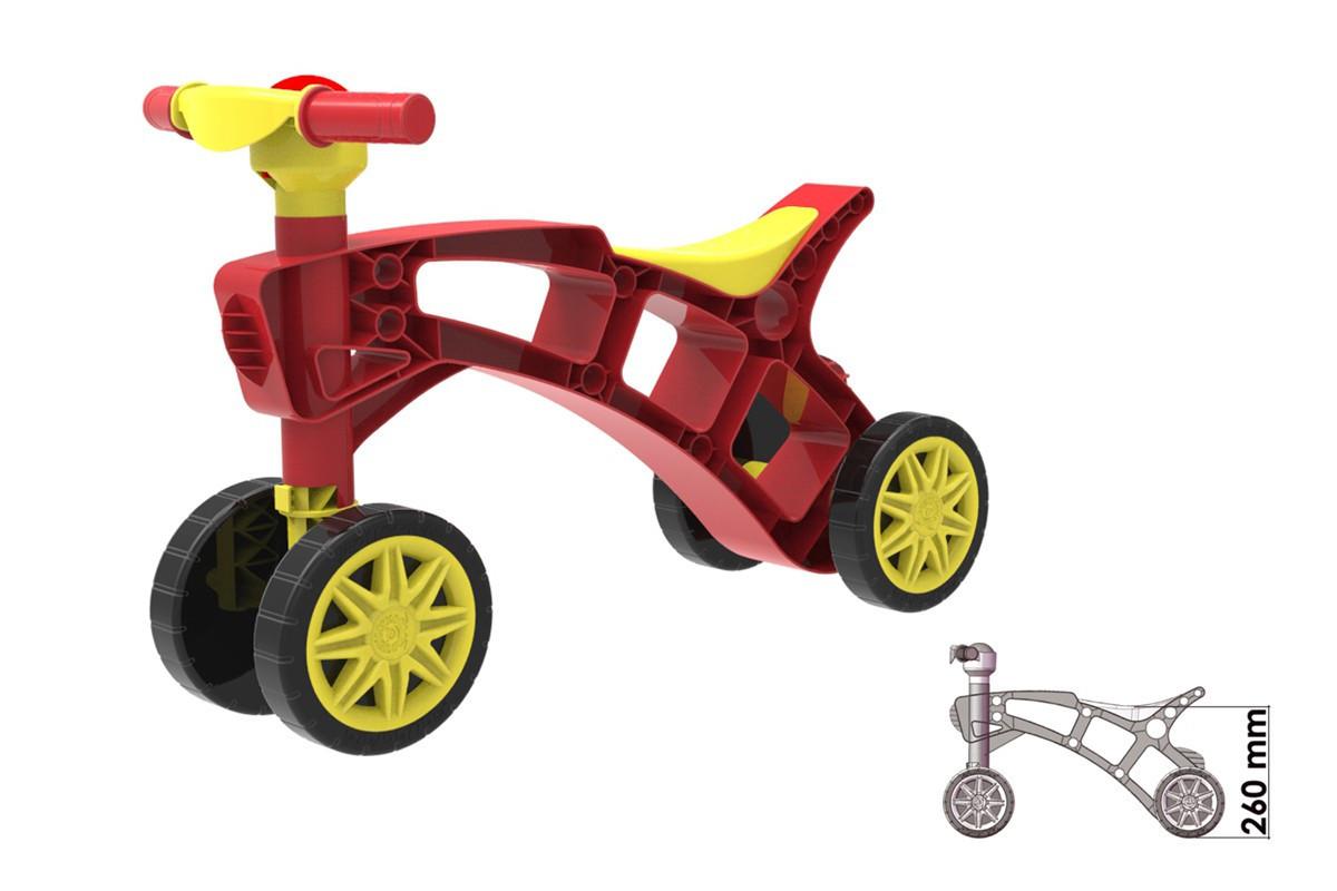 Іграшка ТехноК  Ролоцикл  2759