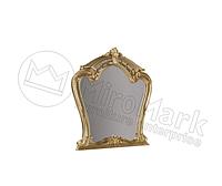 Зеркало, Спальня Ева, белый глянец - золото, МИРОМАРК, фото 1