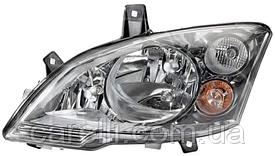Фара передняя для Mercedes Vito / Viano '10 левая (DEPO) под электрокорректор