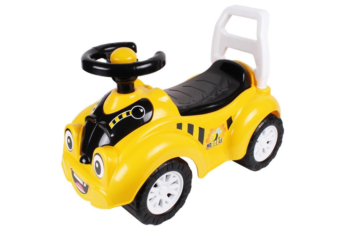 Іграшка ТехноК Автомобіль для прогулянок Бджілка у пакеті 7198