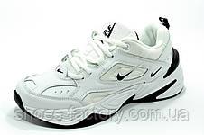Кроссовки Nike M2K Tekno Белые унисекс, фото 3