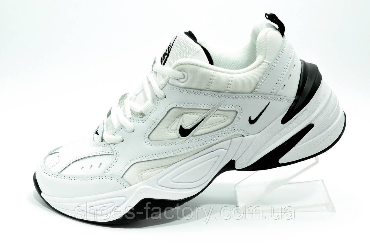 Кроссовки Nike M2K Tekno Белые унисекс