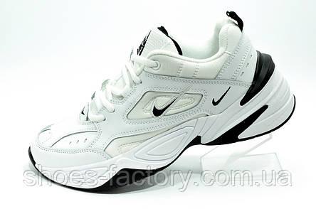 Кроссовки Nike M2K Tekno Белые унисекс, фото 2