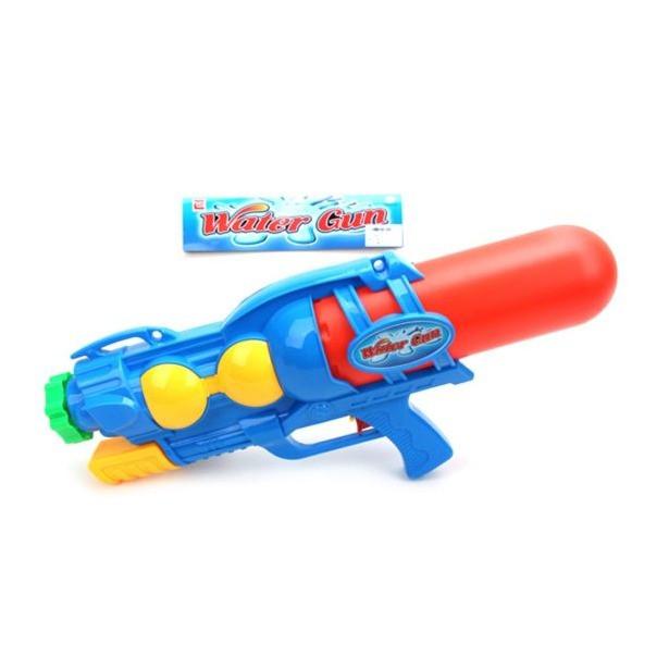 Водяна зброя з накачкою 3 види 25 см 8008