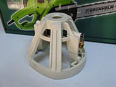 Задняя опора якоря цепной электропилы Grunhelm GES18-35B, фото 2