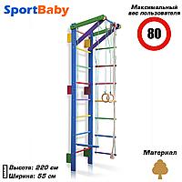 Детский спортивный уголок Teenager-2-220 (blue)