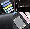 Кошелек клатч мужской черный код 143, фото 7