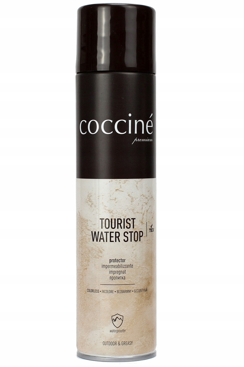 Водоотталкивающий спрей Coccine TOURIST WATER STOP 400мл