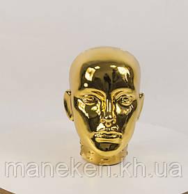 Голова женская TREMVERY (Сиваян,бюст с подставкой) ВГ МП (Золото)