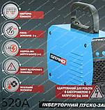 Пуско зарядное устройство Grand ИПЗУ-520А (12/24 V), фото 3