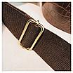 Женская черная сумка тиснение рептилия код 3-423 Уценка, фото 7