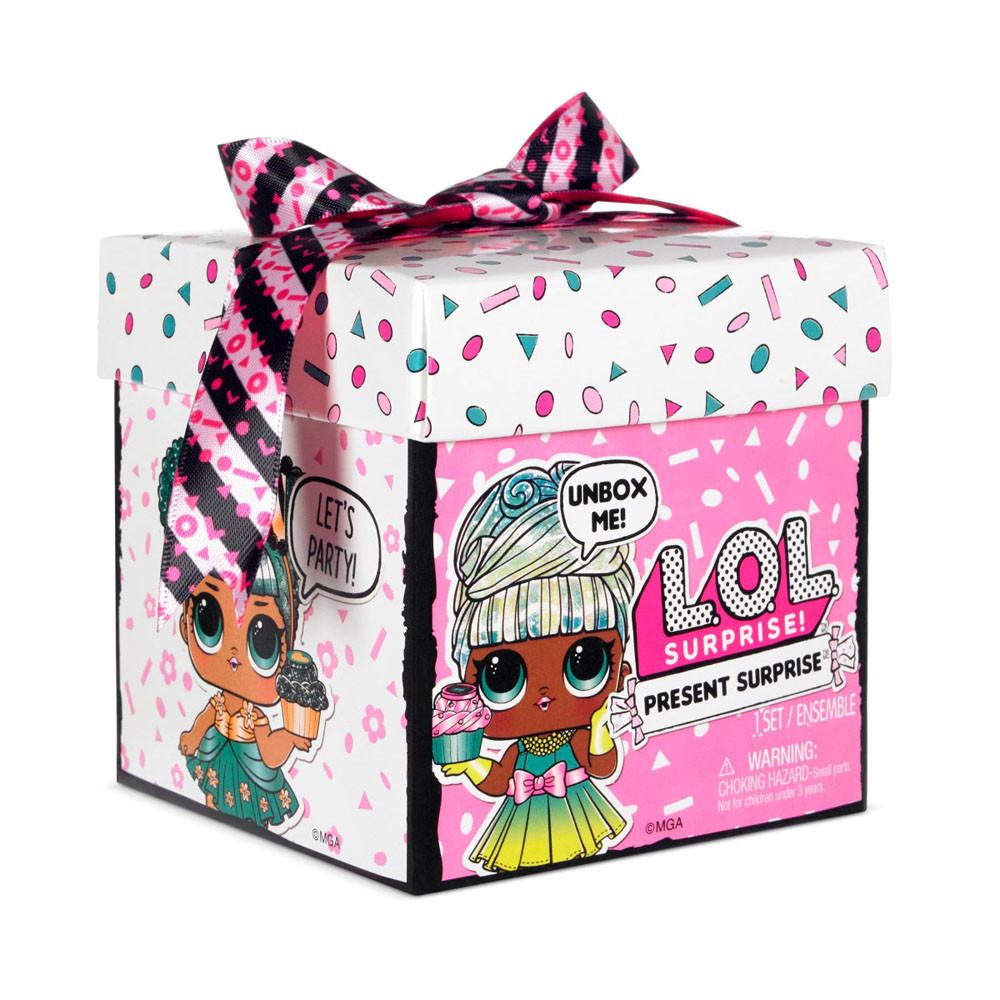 L.O.L. SURPRISE! Игровой набор с куклой серии Present Surprise