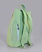 Стильный женский рюкзак мятного цвета код 9-25, фото 3