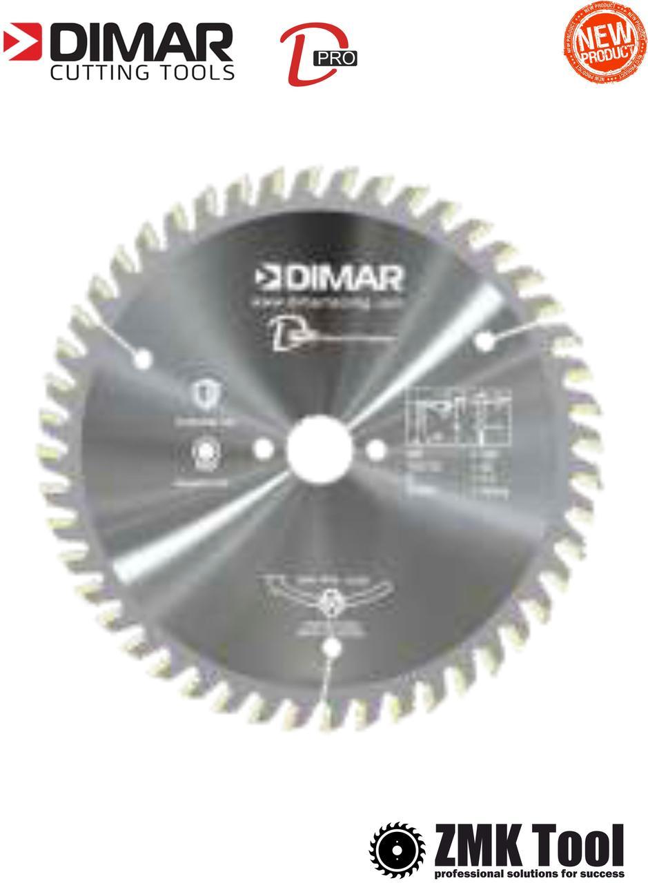 Пила DIMAR MFW 160 B2.2 c1.6 48Z d20 D-PRO серебрянная