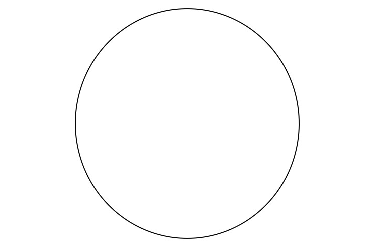 Cтільниця  d70см Pure White0406 Topalit