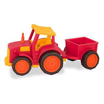 Игрушечная машинка трактор Баттатомобиль Battat (VE1018Z)