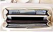 Кошелек женский сиреневый на молнии код 197, фото 4