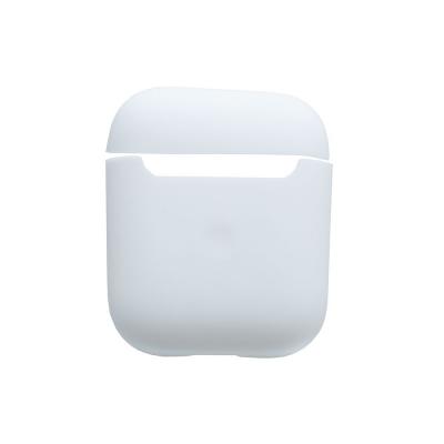 Футляр для наушников Airpod 2 Slim Цвет 02,White