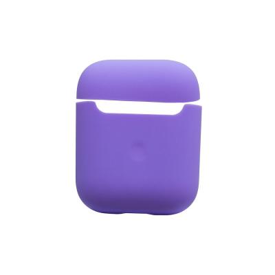Футляр для наушников Airpod 2 Slim Цвет 09,Purple