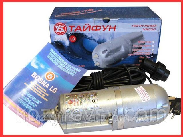 """2-х клапан.вибрацион. насос """"Тайфун - 2"""" (БВ-0.25-40-У5-М) BOSNA LG оптом и в розницу, доставка из Харькова."""