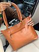 Женская коричневая сумка код 7-53, фото 2