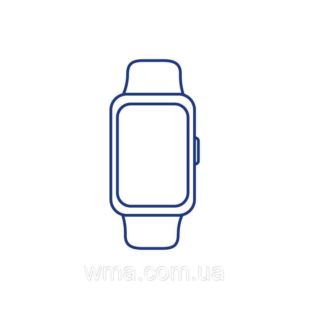 Ремешок для Xiaomi Mi Band 3 / 4 Milanese Loop Цвет Синий