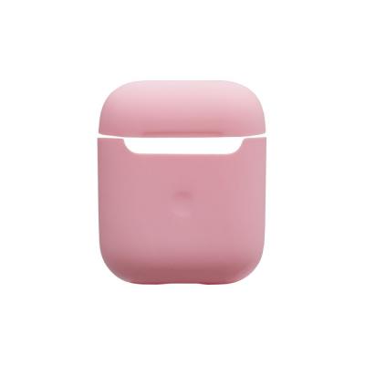 Футляр для наушников Airpod 2 Slim Цвет 10,Pink