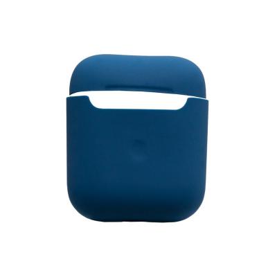 Футляр для наушников Airpod 2 Slim Цвет 20,Delft Blue