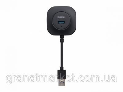 Usb Hub Remax RU-U8 Fonye Micro Цвет Чёрный
