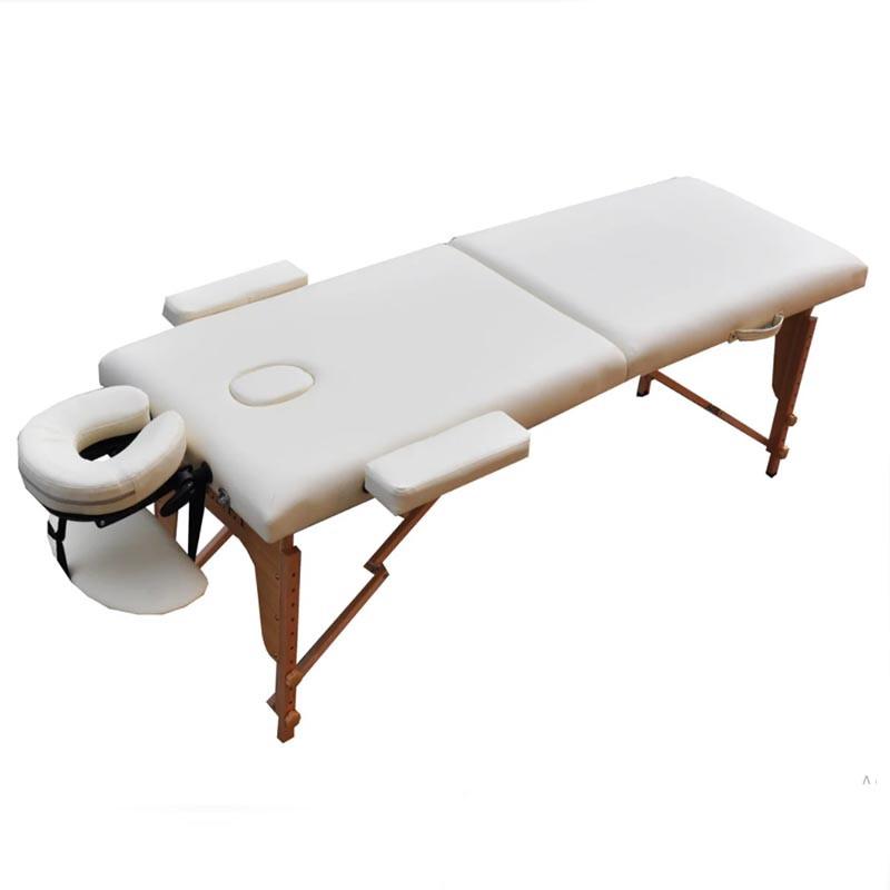 Массажный стол ZENET ZET-1042 L cream