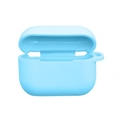 Футляр для наушников Airpod Pro Full Case Цвет Голубой
